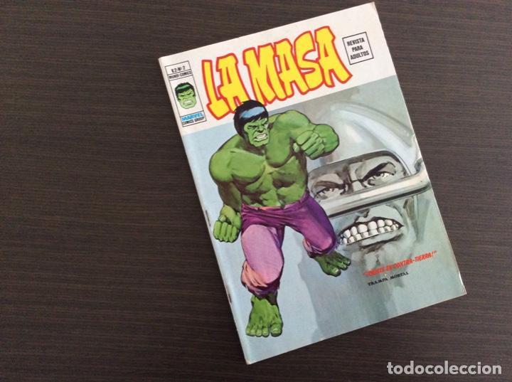 Cómics: LA MASA Colección Completa Volumen 1-2-3 - Foto 25 - 236309705