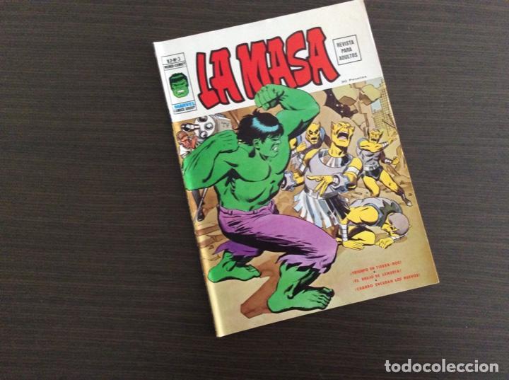 Cómics: LA MASA Colección Completa Volumen 1-2-3 - Foto 30 - 236309705