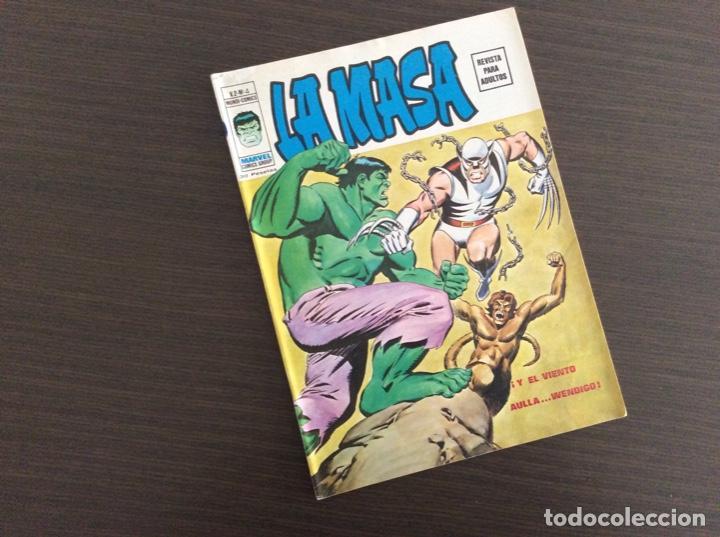 Cómics: LA MASA Colección Completa Volumen 1-2-3 - Foto 35 - 236309705