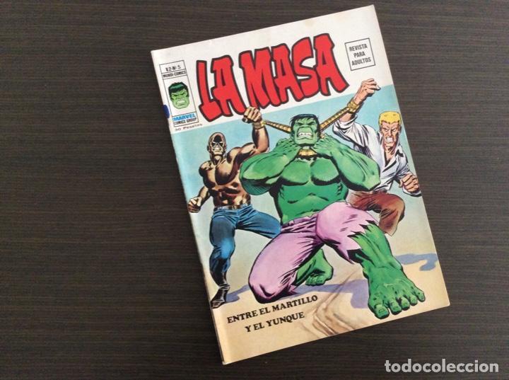 Cómics: LA MASA Colección Completa Volumen 1-2-3 - Foto 43 - 236309705