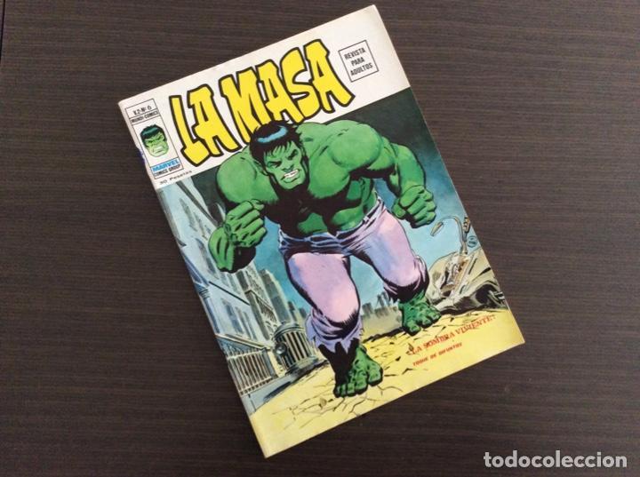 Cómics: LA MASA Colección Completa Volumen 1-2-3 - Foto 48 - 236309705