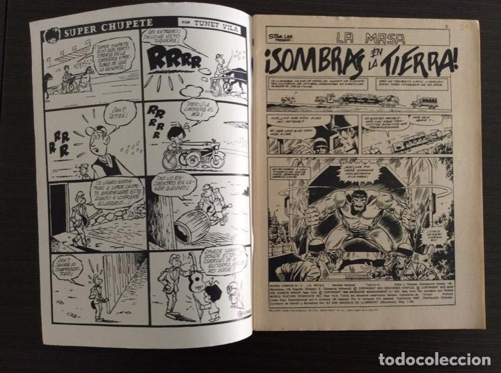 Cómics: LA MASA Colección Completa Volumen 1-2-3 - Foto 49 - 236309705