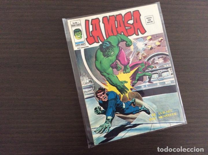 Cómics: LA MASA Colección Completa Volumen 1-2-3 - Foto 56 - 236309705