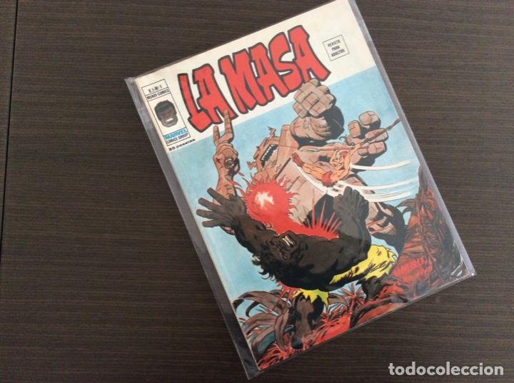 Cómics: LA MASA Colección Completa Volumen 1-2-3 - Foto 57 - 236309705