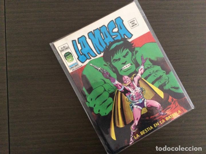 Cómics: LA MASA Colección Completa Volumen 1-2-3 - Foto 58 - 236309705