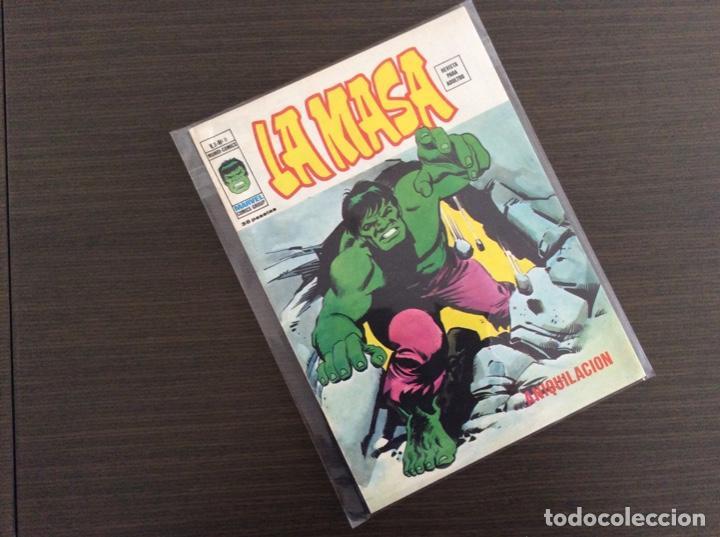 Cómics: LA MASA Colección Completa Volumen 1-2-3 - Foto 60 - 236309705