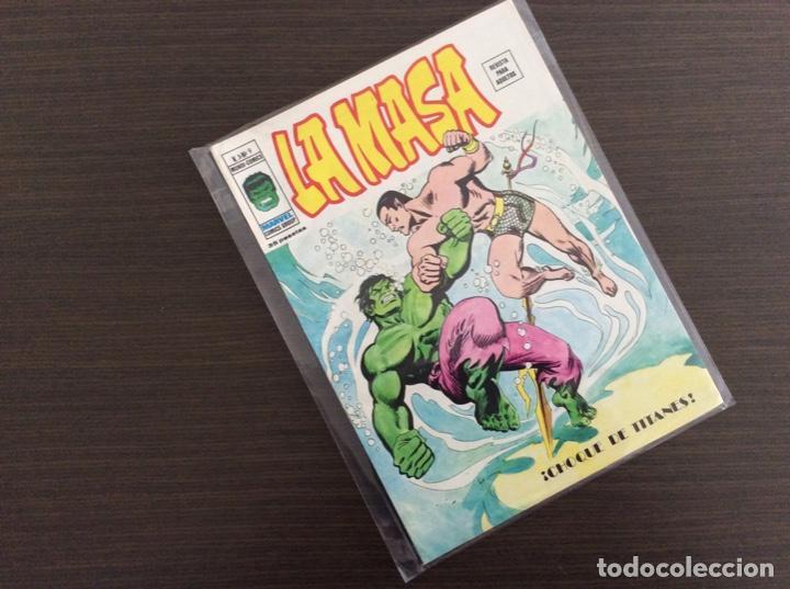 Cómics: LA MASA Colección Completa Volumen 1-2-3 - Foto 61 - 236309705