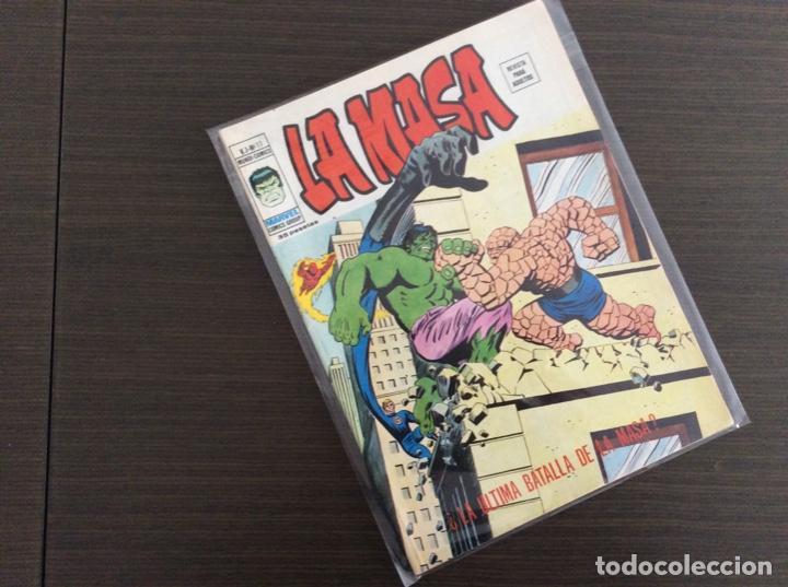 Cómics: LA MASA Colección Completa Volumen 1-2-3 - Foto 63 - 236309705