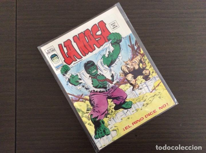 Cómics: LA MASA Colección Completa Volumen 1-2-3 - Foto 64 - 236309705