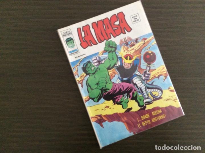 Cómics: LA MASA Colección Completa Volumen 1-2-3 - Foto 65 - 236309705