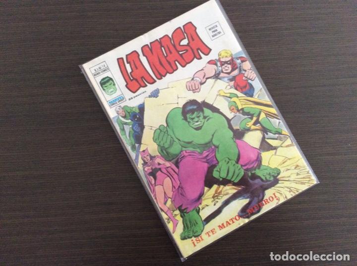 Cómics: LA MASA Colección Completa Volumen 1-2-3 - Foto 66 - 236309705