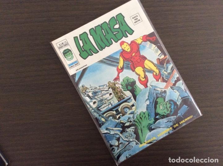 Cómics: LA MASA Colección Completa Volumen 1-2-3 - Foto 67 - 236309705