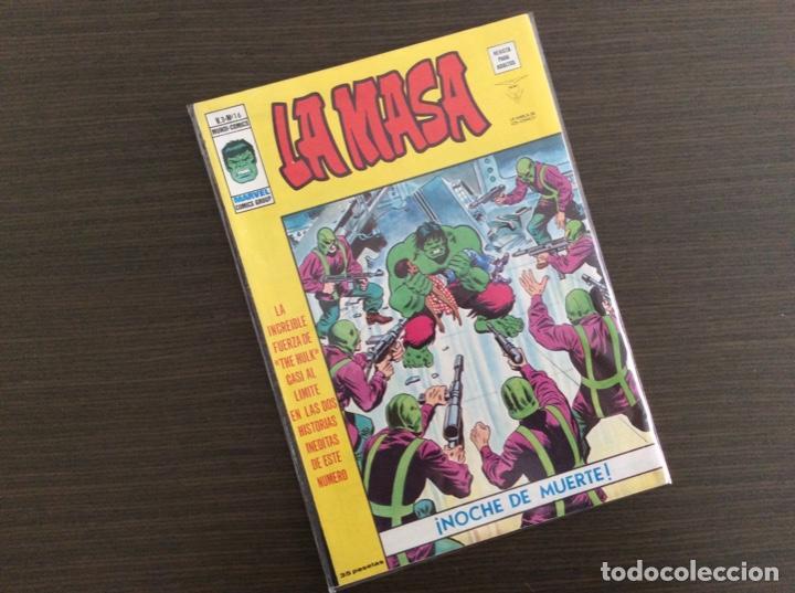 Cómics: LA MASA Colección Completa Volumen 1-2-3 - Foto 68 - 236309705