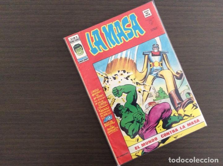 Cómics: LA MASA Colección Completa Volumen 1-2-3 - Foto 71 - 236309705