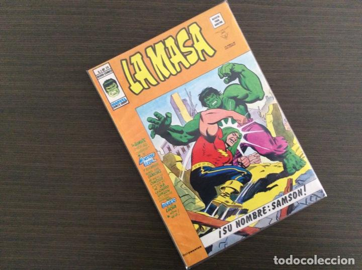 Cómics: LA MASA Colección Completa Volumen 1-2-3 - Foto 72 - 236309705