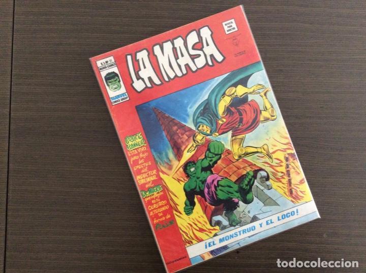 Cómics: LA MASA Colección Completa Volumen 1-2-3 - Foto 73 - 236309705