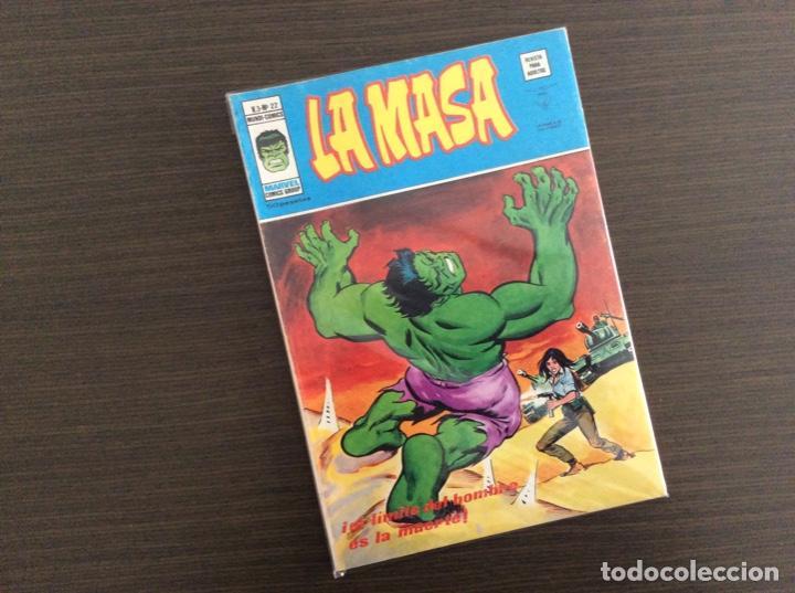 Cómics: LA MASA Colección Completa Volumen 1-2-3 - Foto 74 - 236309705