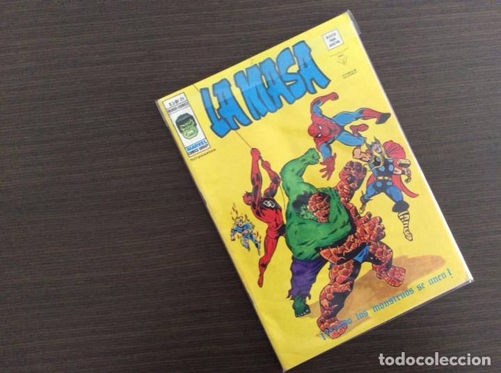 Cómics: LA MASA Colección Completa Volumen 1-2-3 - Foto 76 - 236309705