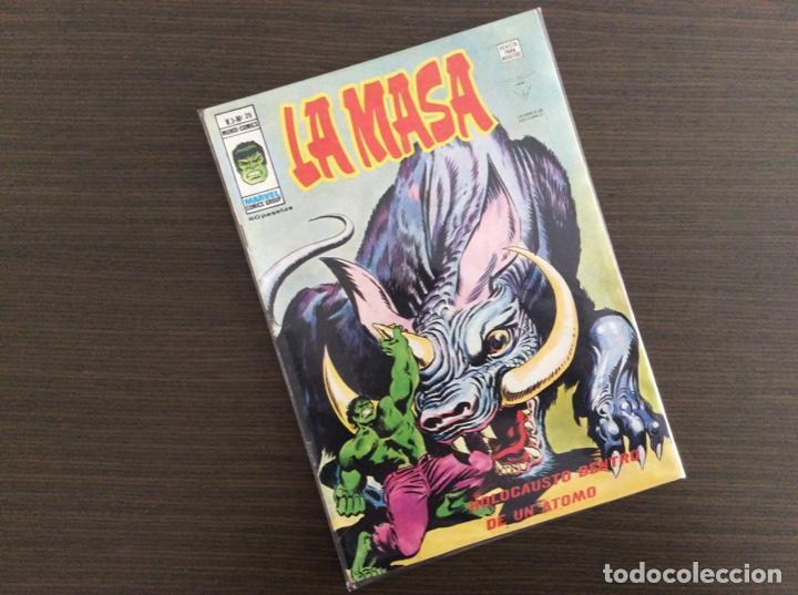 Cómics: LA MASA Colección Completa Volumen 1-2-3 - Foto 78 - 236309705