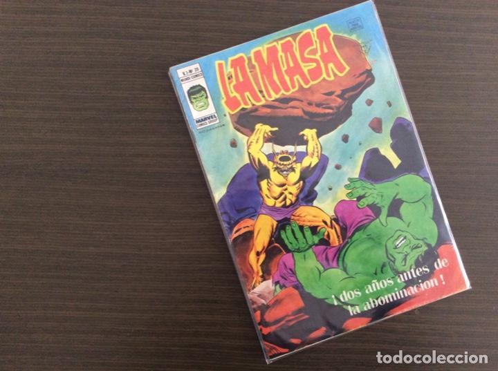 Cómics: LA MASA Colección Completa Volumen 1-2-3 - Foto 80 - 236309705