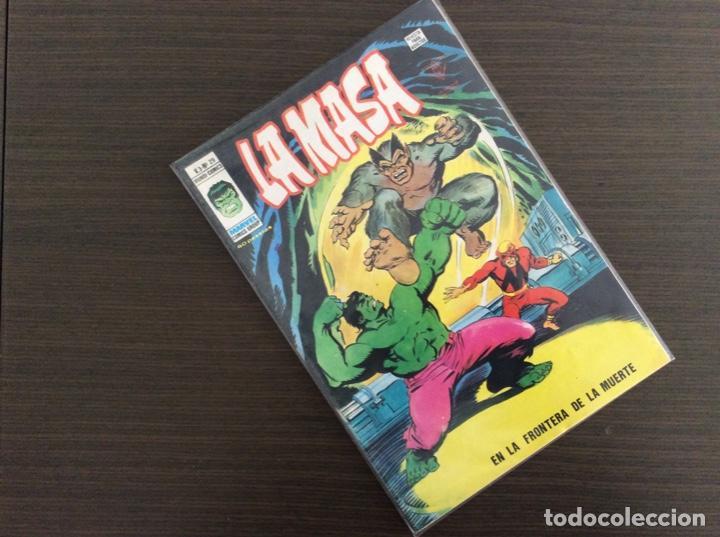 Cómics: LA MASA Colección Completa Volumen 1-2-3 - Foto 81 - 236309705