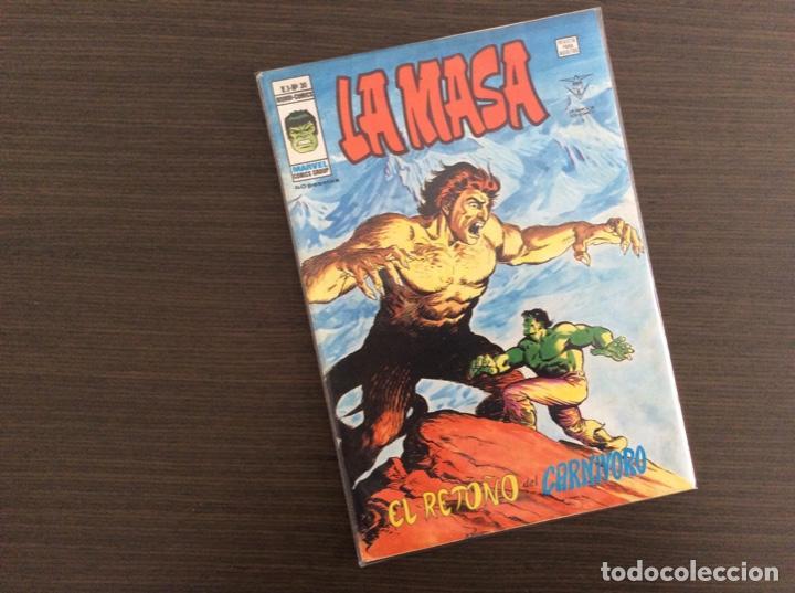 Cómics: LA MASA Colección Completa Volumen 1-2-3 - Foto 82 - 236309705