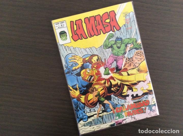 Cómics: LA MASA Colección Completa Volumen 1-2-3 - Foto 86 - 236309705