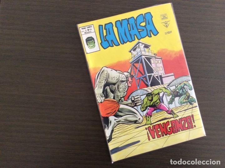 Cómics: LA MASA Colección Completa Volumen 1-2-3 - Foto 87 - 236309705