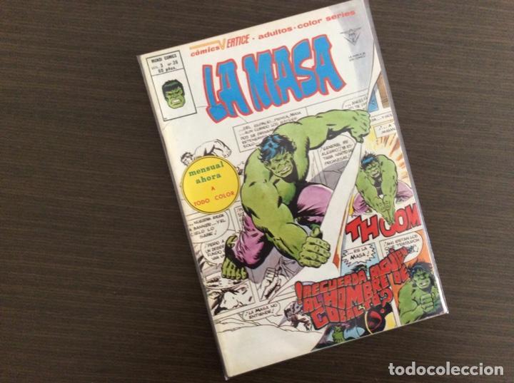 Cómics: LA MASA Colección Completa Volumen 1-2-3 - Foto 88 - 236309705