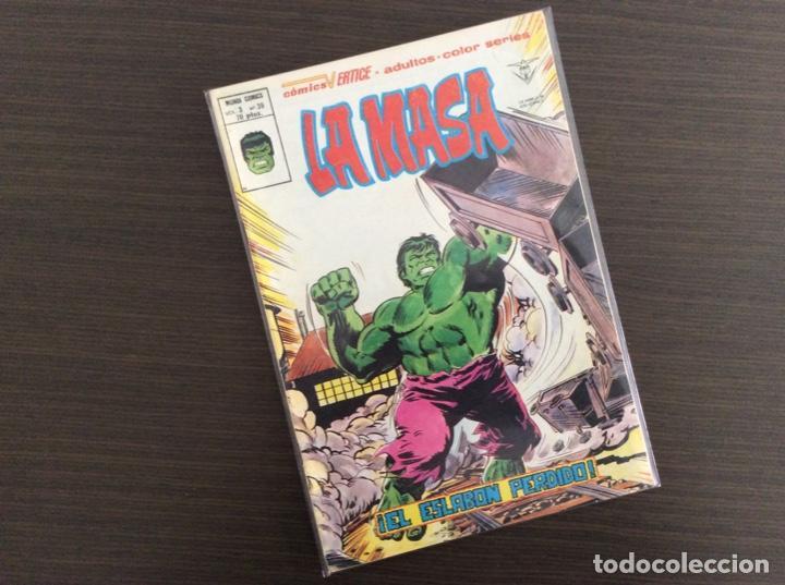 Cómics: LA MASA Colección Completa Volumen 1-2-3 - Foto 91 - 236309705