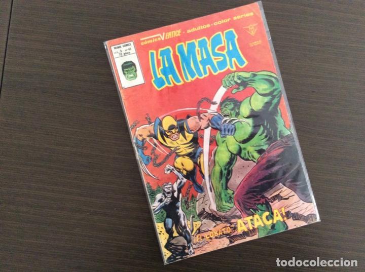 Cómics: LA MASA Colección Completa Volumen 1-2-3 - Foto 92 - 236309705