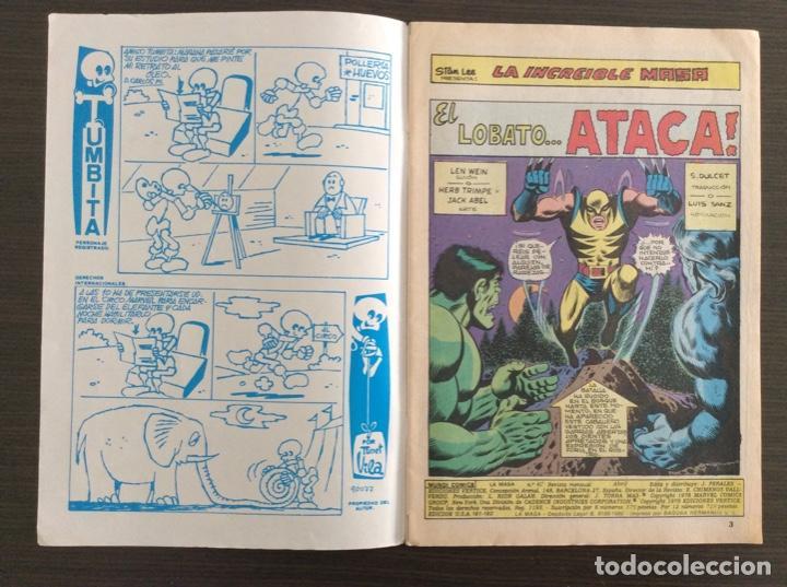 Cómics: LA MASA Colección Completa Volumen 1-2-3 - Foto 93 - 236309705