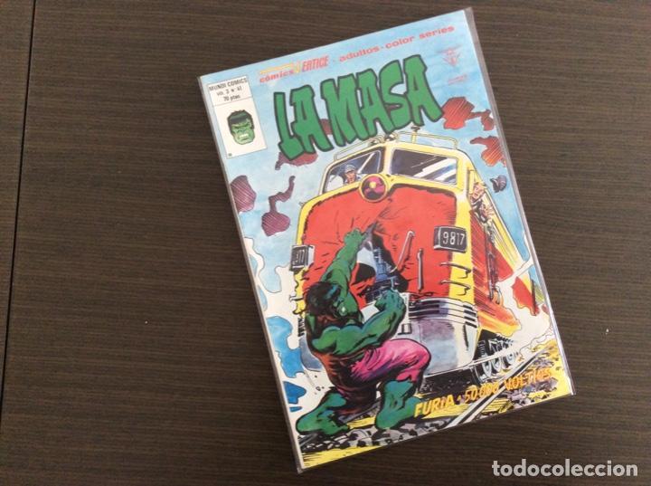 Cómics: LA MASA Colección Completa Volumen 1-2-3 - Foto 100 - 236309705