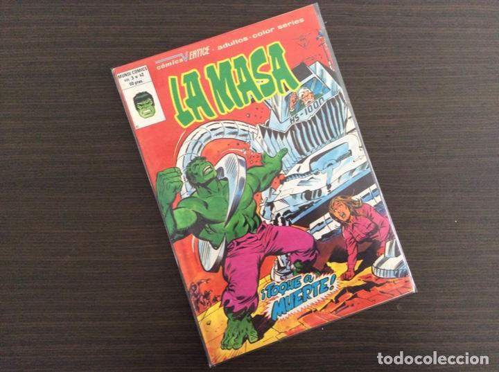 Cómics: LA MASA Colección Completa Volumen 1-2-3 - Foto 101 - 236309705