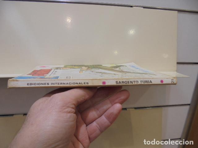 Cómics: EL SARGENTO FURIA Nº 21 LA VUELTA DE DINO MANELLI - VERTICE TACO - Foto 3 - 236391795