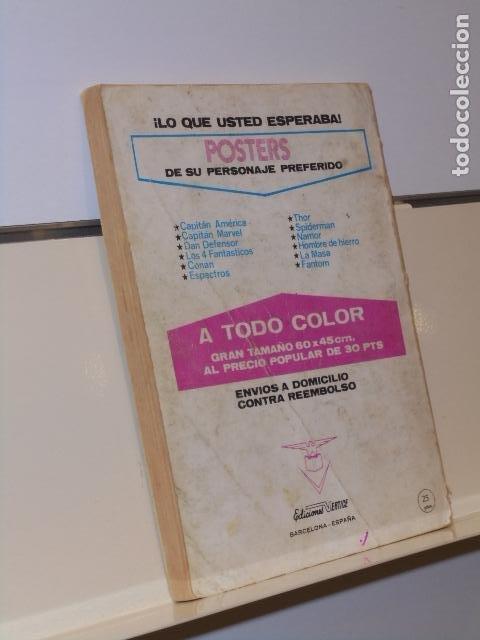 Cómics: EL SARGENTO FURIA Nº 8 MUY JOVEN PARA MORIR - VERTICE TACO - Foto 2 - 236392705