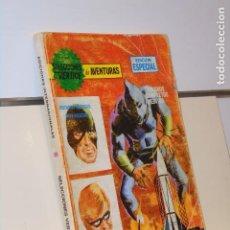 Cómics: SELECCIONES VERTICE DE AVENTURAS Nº 53 CONTRA EL SUPERCRIMEN - VERTICE TACO. Lote 236398370