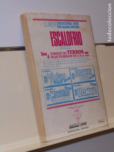 Cómics: THOR Nº 34 LAS LLAMAS Y EL FIN - VERTICE TACO - Foto 2 - 236398960