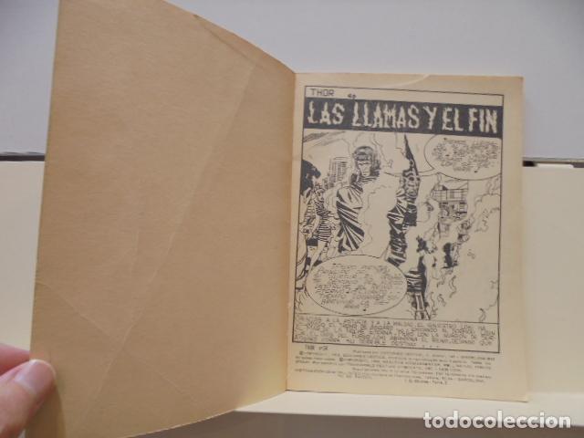 Cómics: THOR Nº 34 LAS LLAMAS Y EL FIN - VERTICE TACO - Foto 4 - 236398960