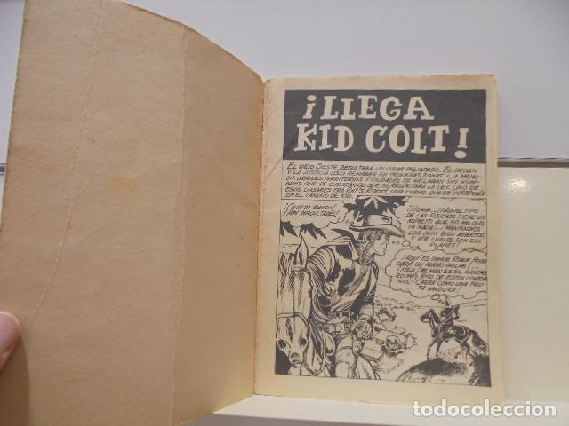 Cómics: KID COLT Nº 1 LLEGA KID COLT - VERTICE TACO - Foto 3 - 236401990