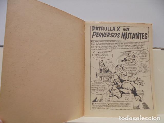 Cómics: PATRULLA X Nº 2 PERVERSOS MUTANTES - VERTICE TACO - Foto 4 - 236411850