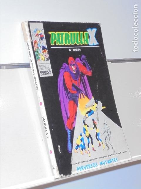 PATRULLA X Nº 2 PERVERSOS MUTANTES - VERTICE TACO (Tebeos y Comics - Vértice - Otros)