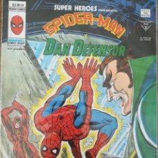 Cómics: SUPER HEROES PRESENTA SPIDER-MAN Y Y DAN DEFENSOR V 2 N 99. Lote 236426960