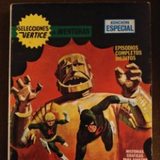 Comics: CONTRA EL TITAN INVENCIBLE. SELECCIONES VERTICE 1969. Lote 236428655