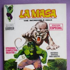 Cómics: LA MASA Nº 4 VERTICE TACO ¡¡¡MUY BUEN ESTADO!!!!. Lote 236451765