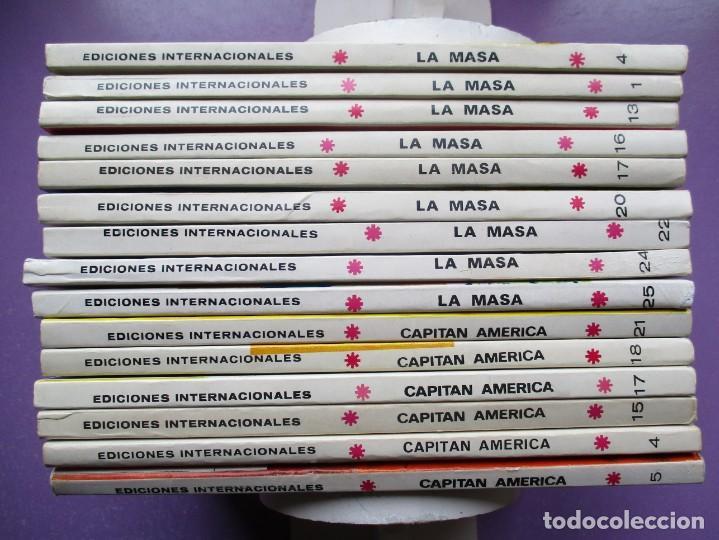 Cómics: LA MASA Nº 25 VERTICE TACO ¡¡¡ MUY BUEN ESTADO!!!! - Foto 3 - 236455570