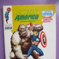 Cómics: CAPITAN AMERICA Nº 17 VERTICE TACO ¡¡EXCELENTE ESTADO!!!!. Lote 236457640