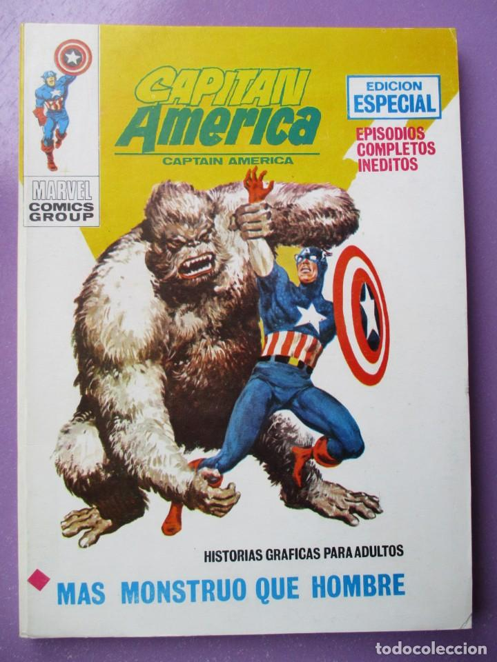 Cómics: CAPITAN AMERICA Nº 17 VERTICE TACO ¡¡EXCELENTE ESTADO!!!! - Foto 2 - 236457640