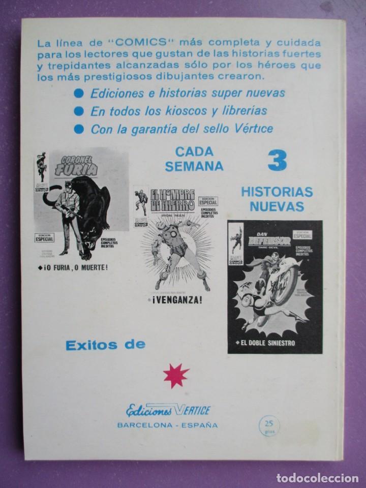 Cómics: CAPITAN AMERICA Nº 17 VERTICE TACO ¡¡EXCELENTE ESTADO!!!! - Foto 5 - 236457640