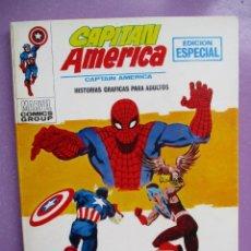 Cómics: CAPITAN AMERICA Nº 18 VERTICE TACO ¡¡¡ IMPECABLE ESTADO!!!!. Lote 236458240
